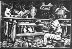 Pottery Shop, Mexico