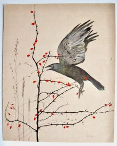 Bird and Branches