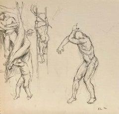 (Male Figures)