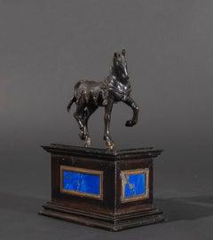 Circus Horse, bronze