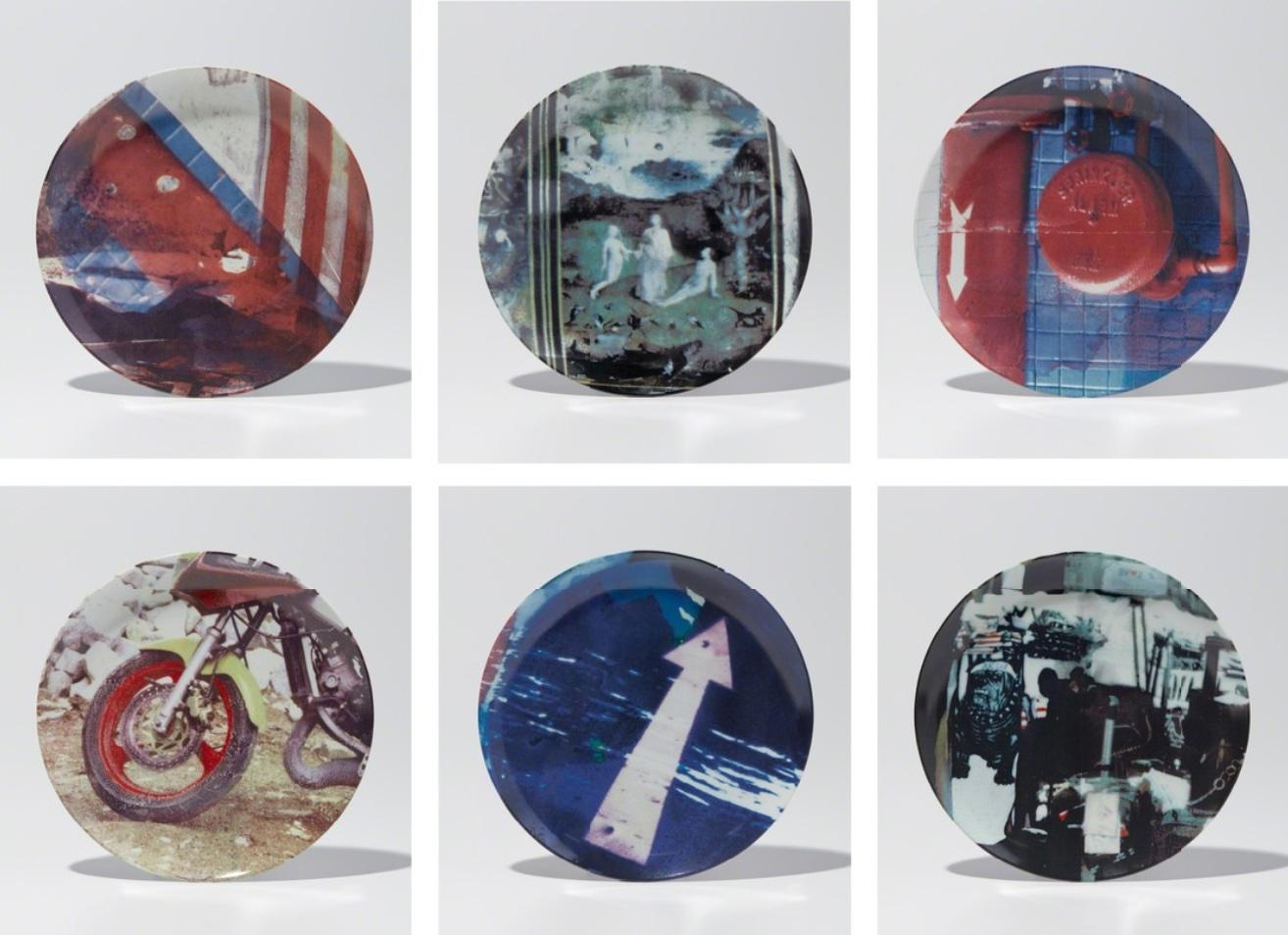 Guggenheim Museum Retrospective Limited Edition Set of 6 Plates