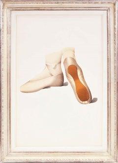 Illustration of Ballet Slippers