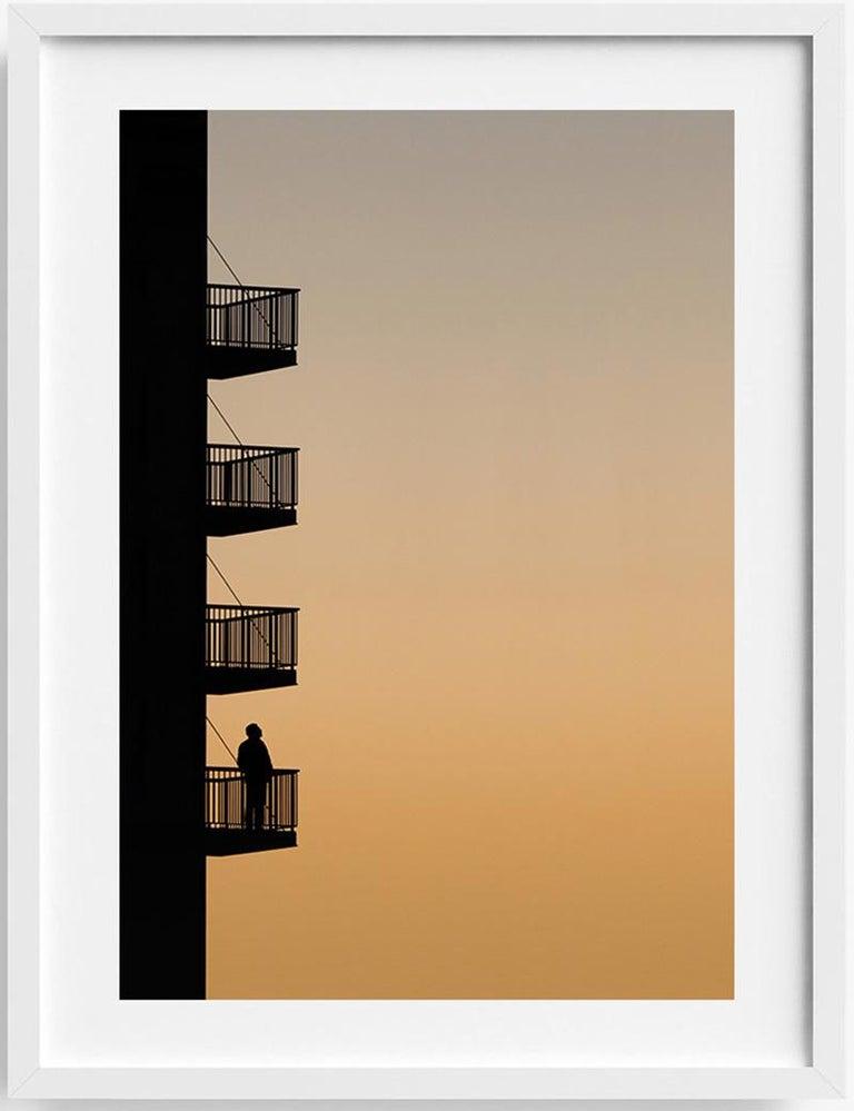 Marcus Cederberg Color Photograph - Sunset Mind
