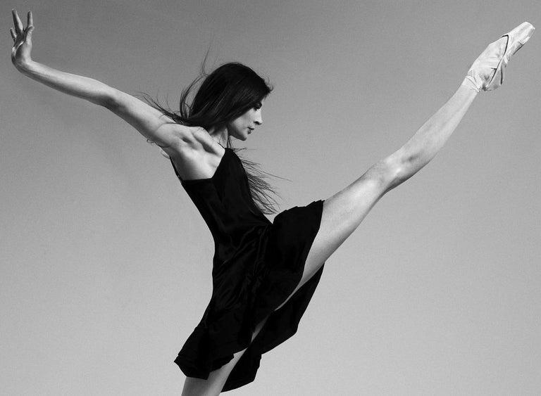 PHILIPPE ROBERT  Figurative Photograph - BALLERINA - MARIE AGNES GILLOT - OPERA NATIONAL DE PARIS 2008