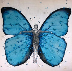 BUTTERFLY- CHIMERE HYBRIDE