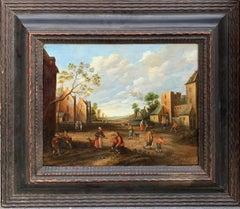 Flemish Village Feast 17th century style