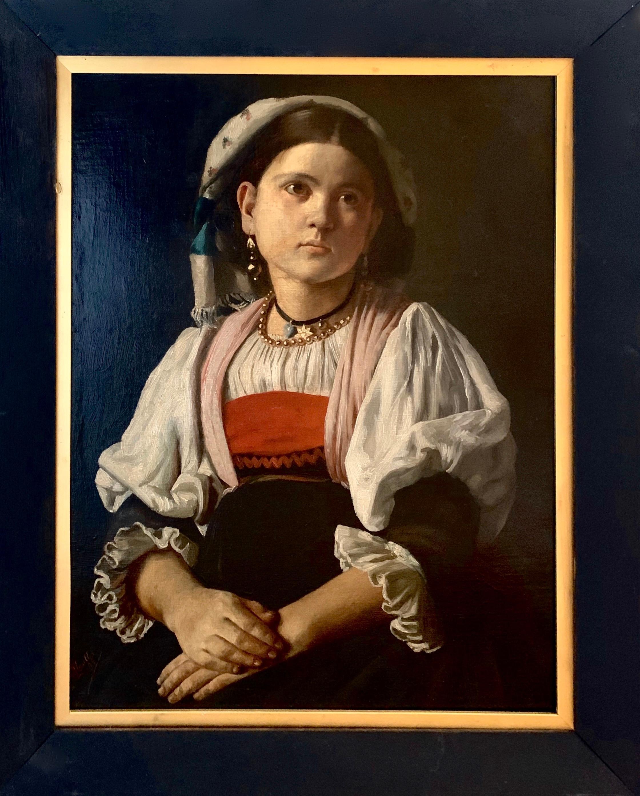 Northern Italian Girl