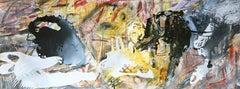 La Horrible Noche, 2016,  Canvas, Acrylic Paint