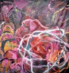 Maria, 2020, Canvas, Acrylic Paint