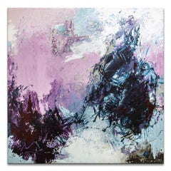'Essence' Wrapped Canvas Original Abstract Painting by Tammy Staab