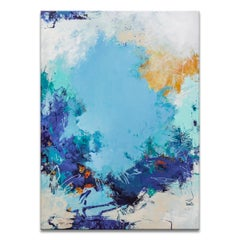 'Feel the Rush' Wrapped Canvas Original Abstract Painting by Tammy Staab