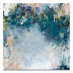 'Future Dreams' Original Wrapped Canvas Abstract Painting by Tammy Staab