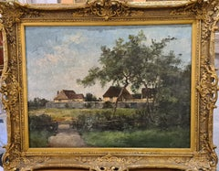 The Farm, Barbizon, Fontainebleau Forest