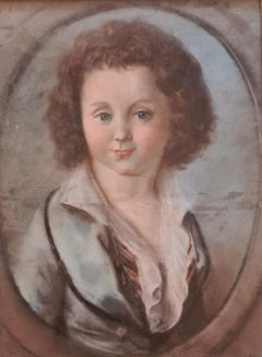18th Century Figurative Drawings and Watercolors