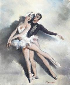 Les danseurs de l'opéra - Opera dancers