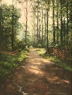 À travers bois - Through the woods