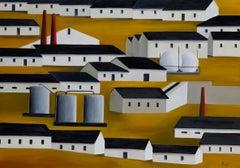Paysage agro-industriel - Agro-industrial landscape