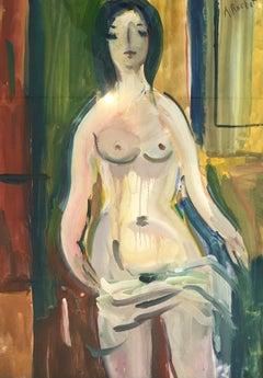 Nu féminin - Female nude