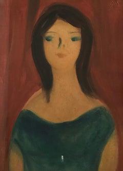 Portrait de ma femme - My wife's portrait