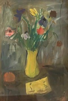 Bouquet de fleurs printanier - Spring bouquet of flowers