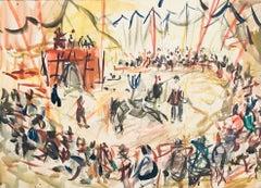 Au cirque - At the circus