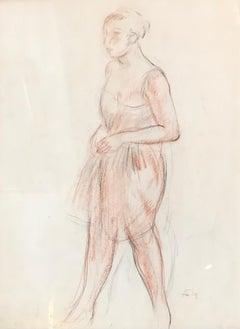 Esquisse féminine - Female sketch