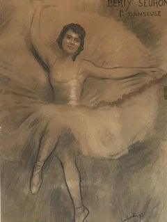 Berty Seuron 1st dancer