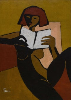 La lectrice - The reader