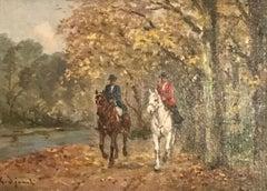 Promenade à cheval - Horse riding