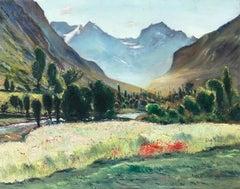 Paysage de montagne - Mountain landscape