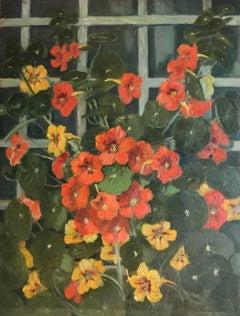 Bouquet de capucines -  bouquet of nasturtiums