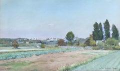 Paysage de campagne - Countryside landscape