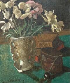 Vase en porcelaine - Porcelain vase