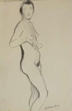 Nude sketch n°1
