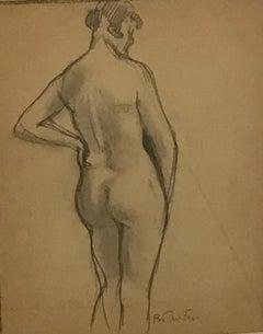 Nude sketch n°2