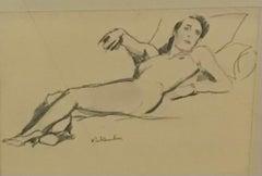Nude sketch n°4