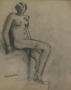 Nude sketch n°6