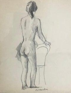 Nude sketch n°7