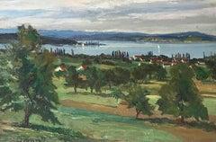 Vue sur le lac - Lake view