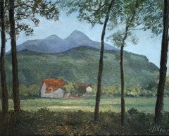Vue sur le Môle, le Faucigny - View of the Môle, the Faucigny