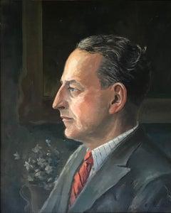 1940s Portrait Paintings