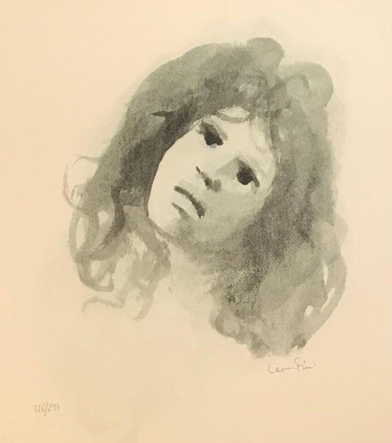 Leonor Fini Portrait - Carmilla
