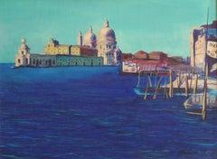Venice. 1998, oil on canvas, 45x60 cm