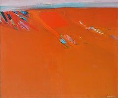 Desert. 1974, oil on canvas, 95,5x116 cm