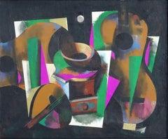 Still Life. 1998, oil on canvas, 57 x 69 cm
