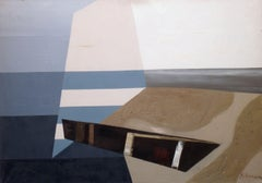 Magic realism 24/73. 1973., oil on canvas, 100x140 cm