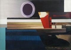 Magic realism 40/78. 1978., oil on canvas, 100x140 cm