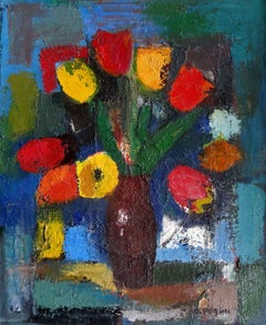 Expressionist Still-life Paintings