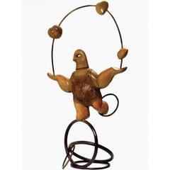 Cirque de Soleil (Juggling Love), Bronze