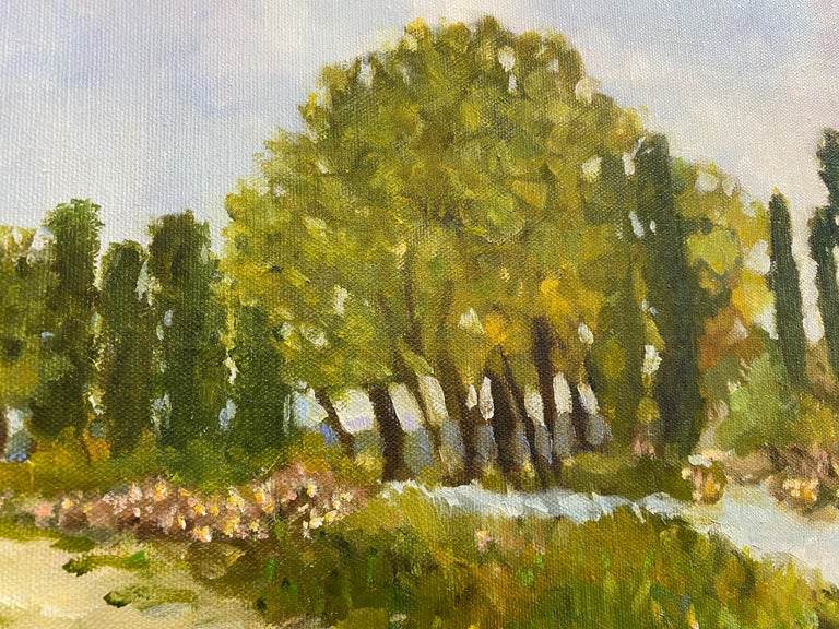 'Sanctify,' Oil on Canvas by Lane Palmisano For Sale 2